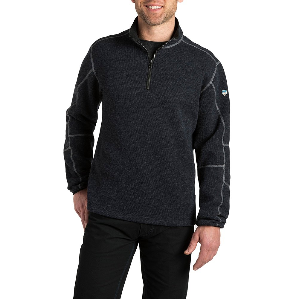Kuhl Thor 1/4-Zip Sweater (Men's) - Pirate Blue