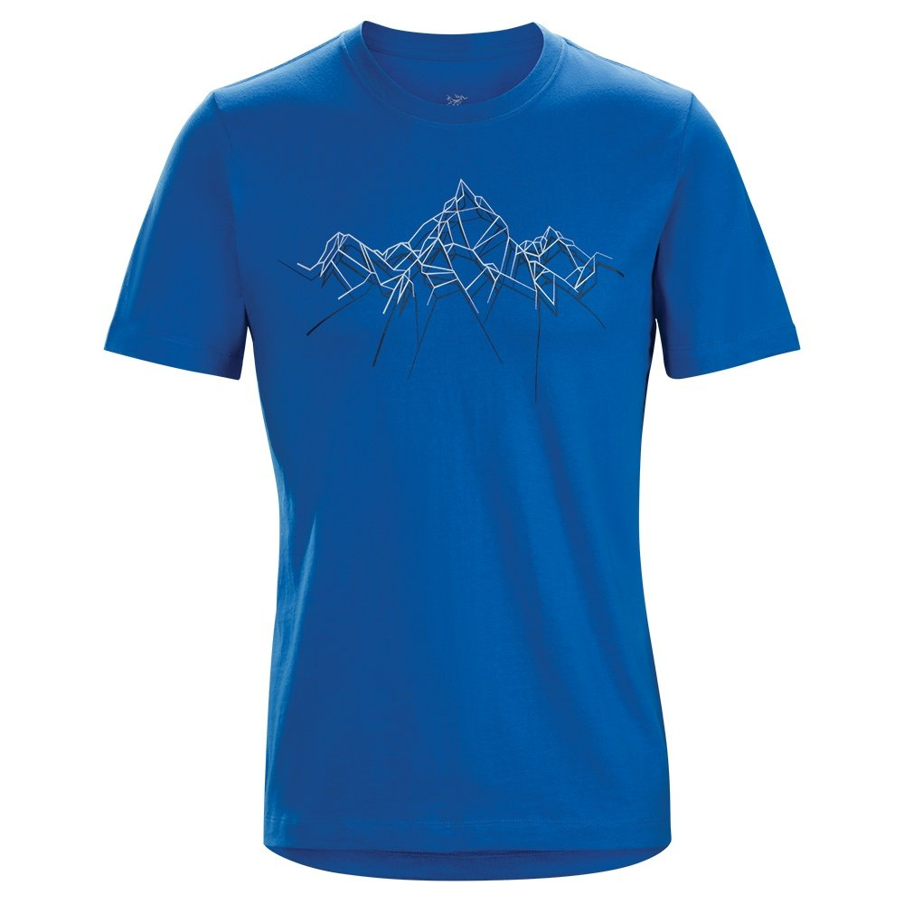 Arc'teryx Shards HW Short Sleeve Shirt (Men's) - Rigel
