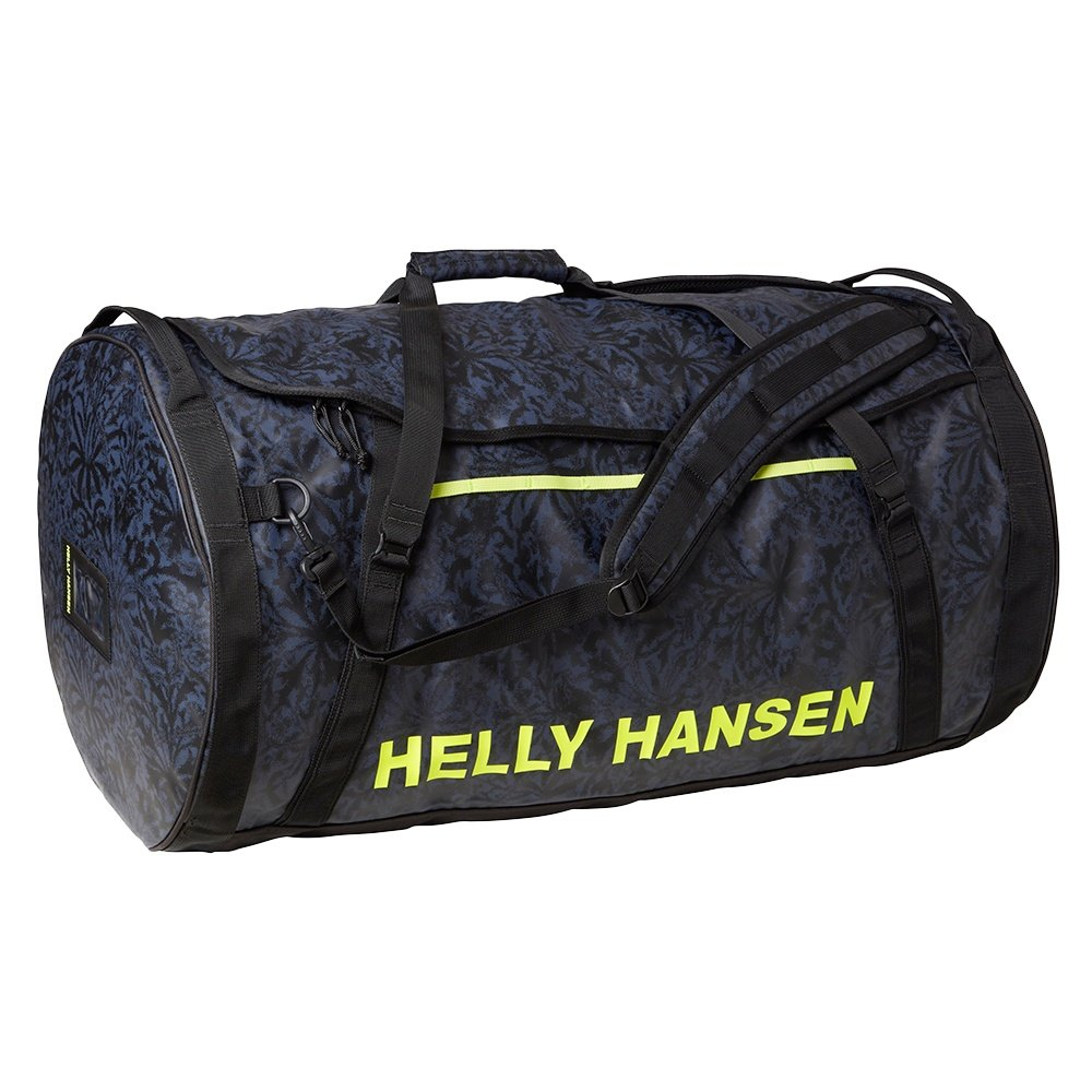 Helly Hansen HH 90L Duffel Bag 2 - Black/Print