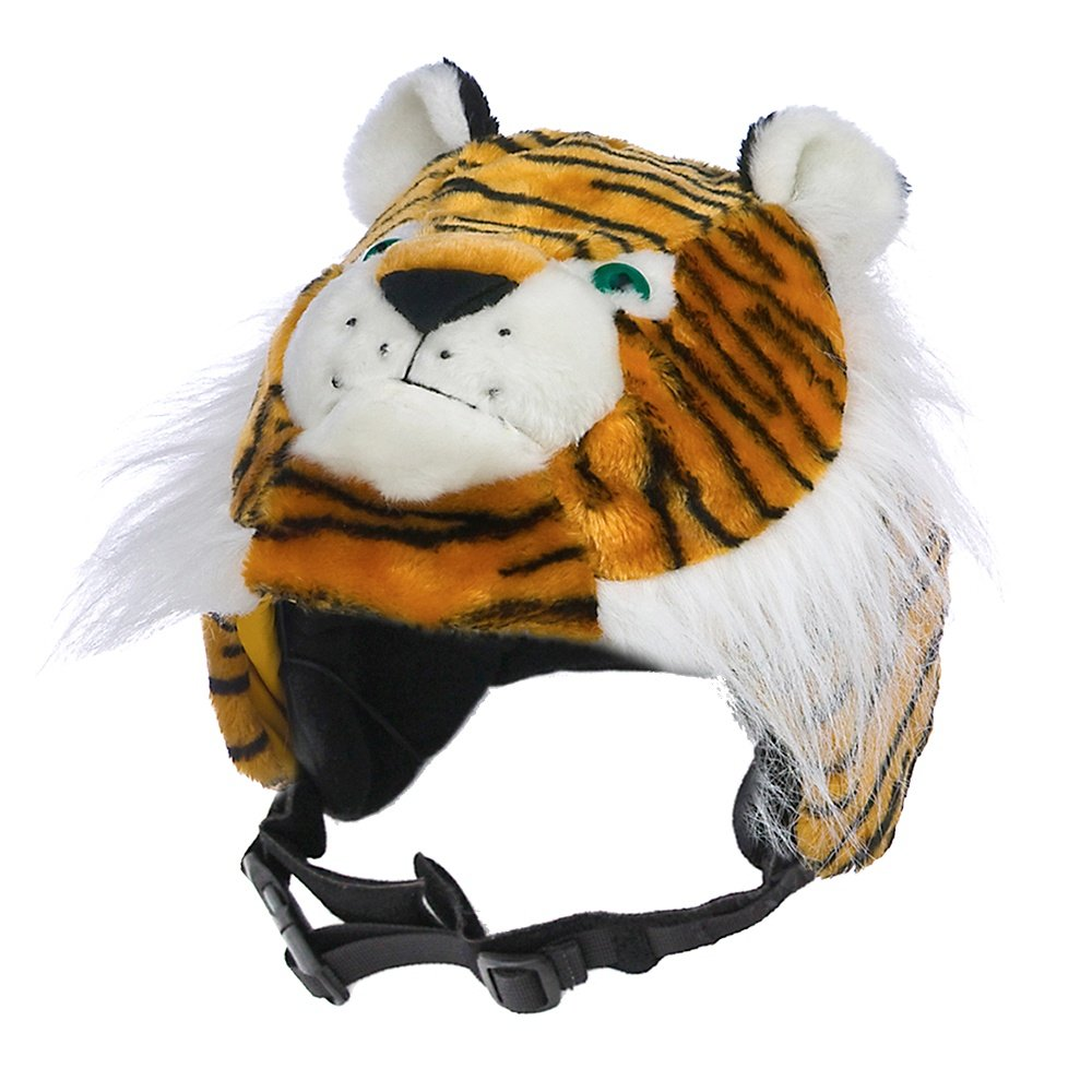 crazeeHeads Kleo The Tiger Helmet Cover (Kids') -