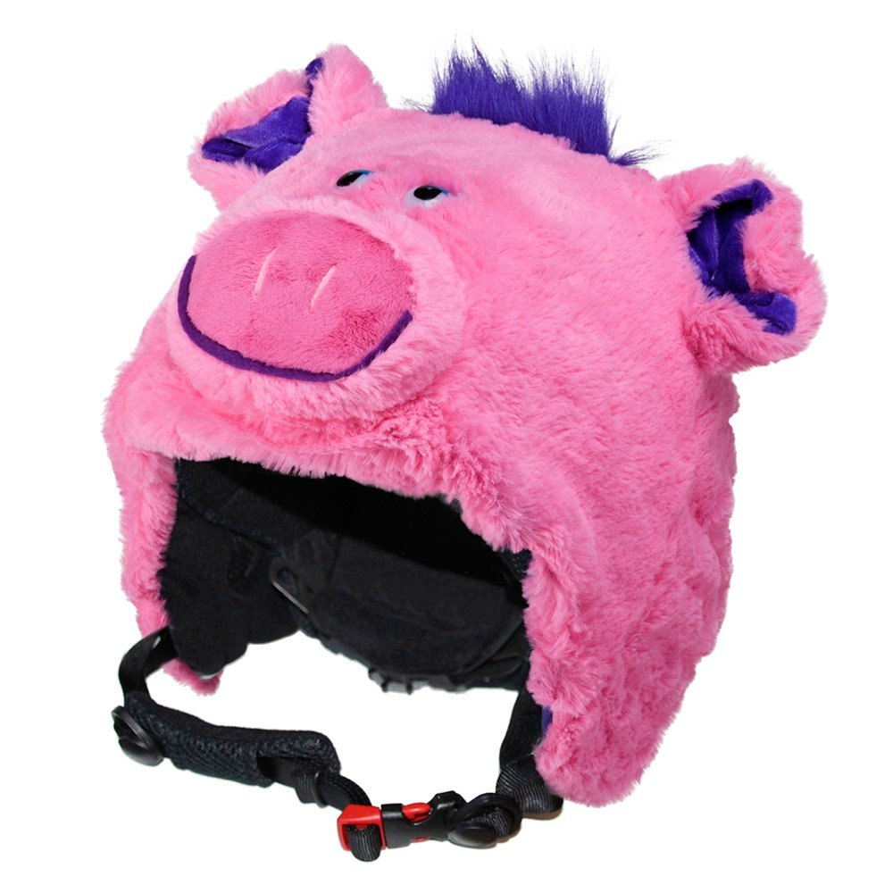 crazeeHeads Poppi The Pig Helmet Cover (Kids') -