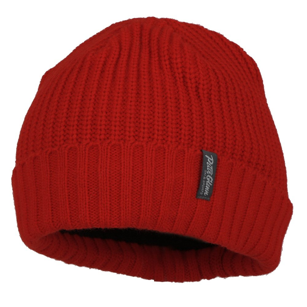 Bula Leo Beanie (Boys') - Red
