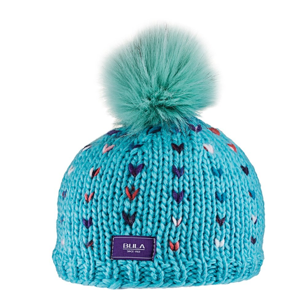 Bula Candy Beanie (Girls') - Azure