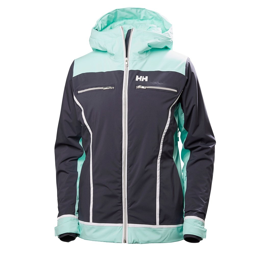 Helly Hansen Belle Ski Jacket (Women's) - Graphite Blue