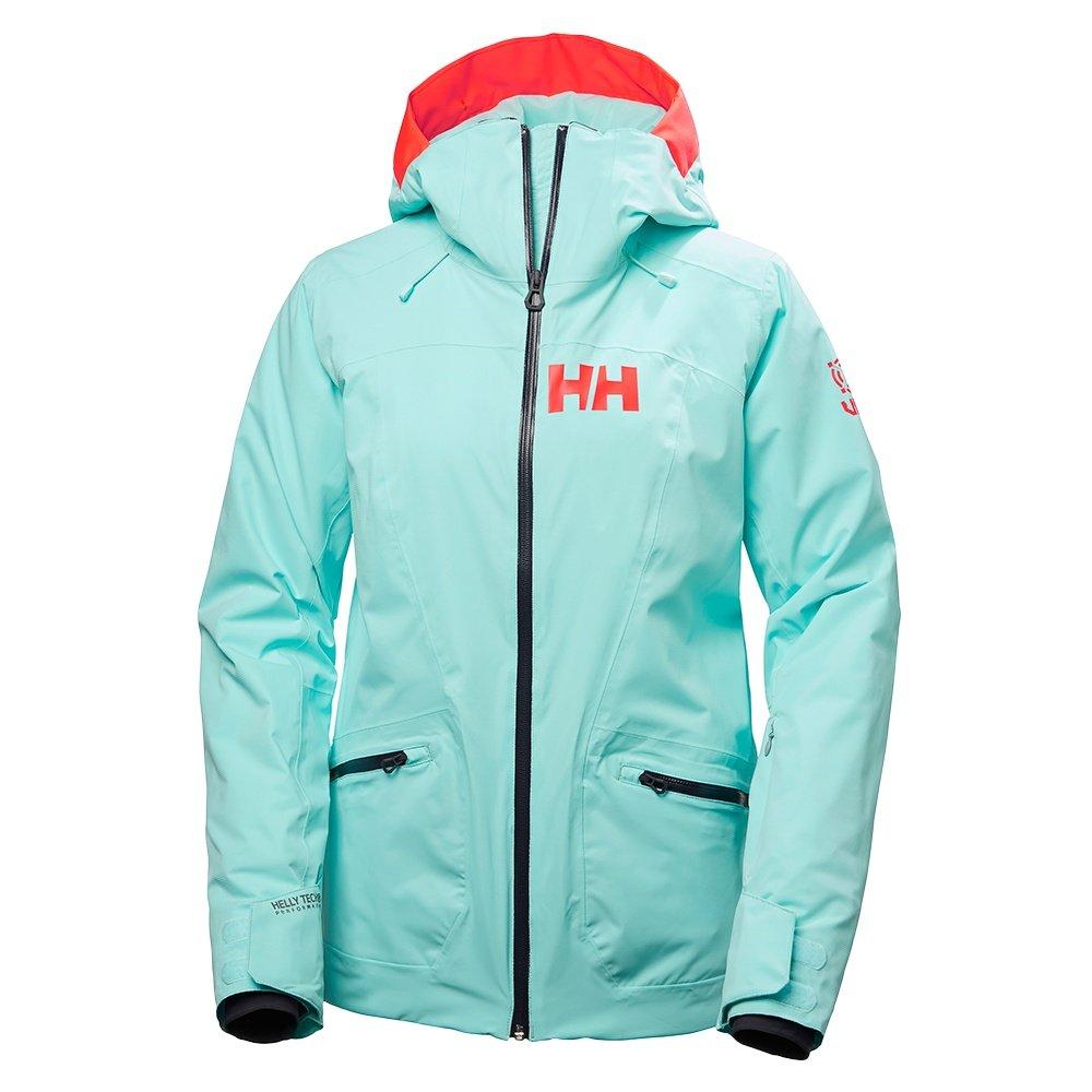 Helly Hansen Glory Ski Jacket (Women's) - Glacier