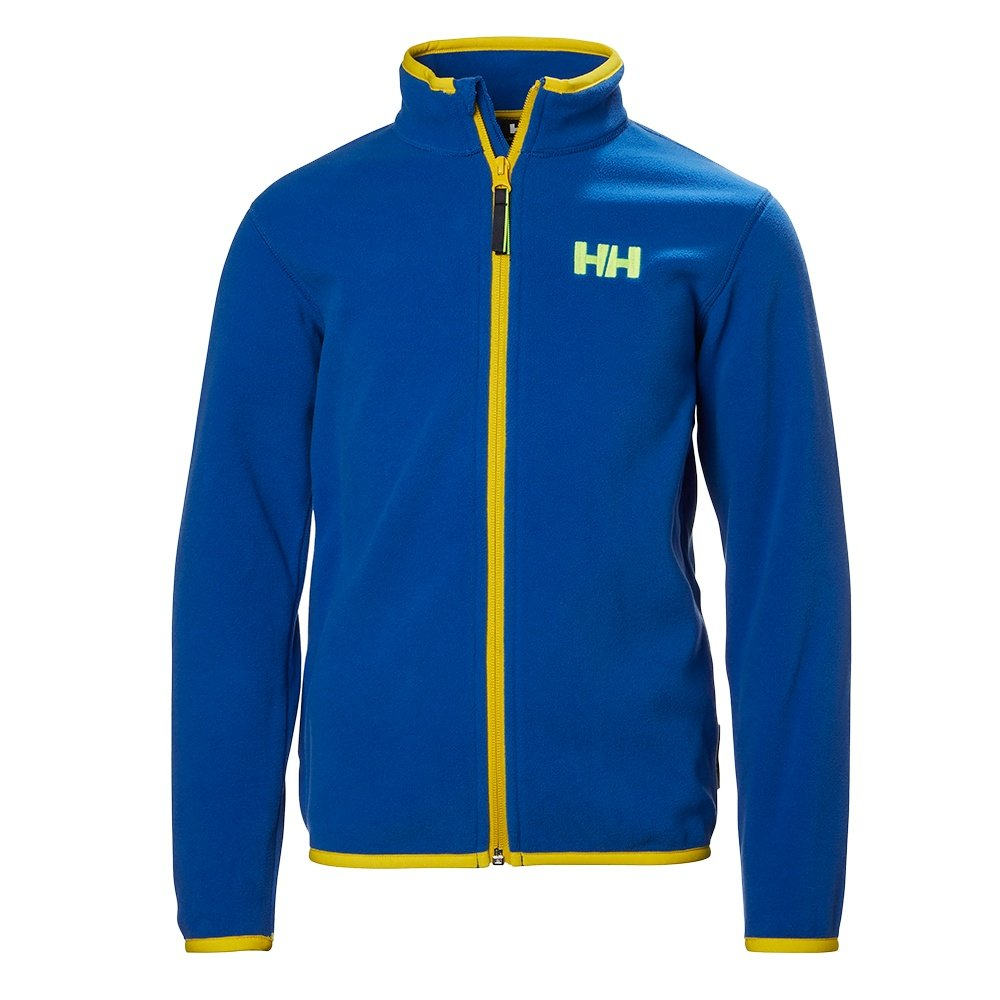 Helly Hansen Daybreaker Fleece Mid-Layer (Kids') - Olympian Blue