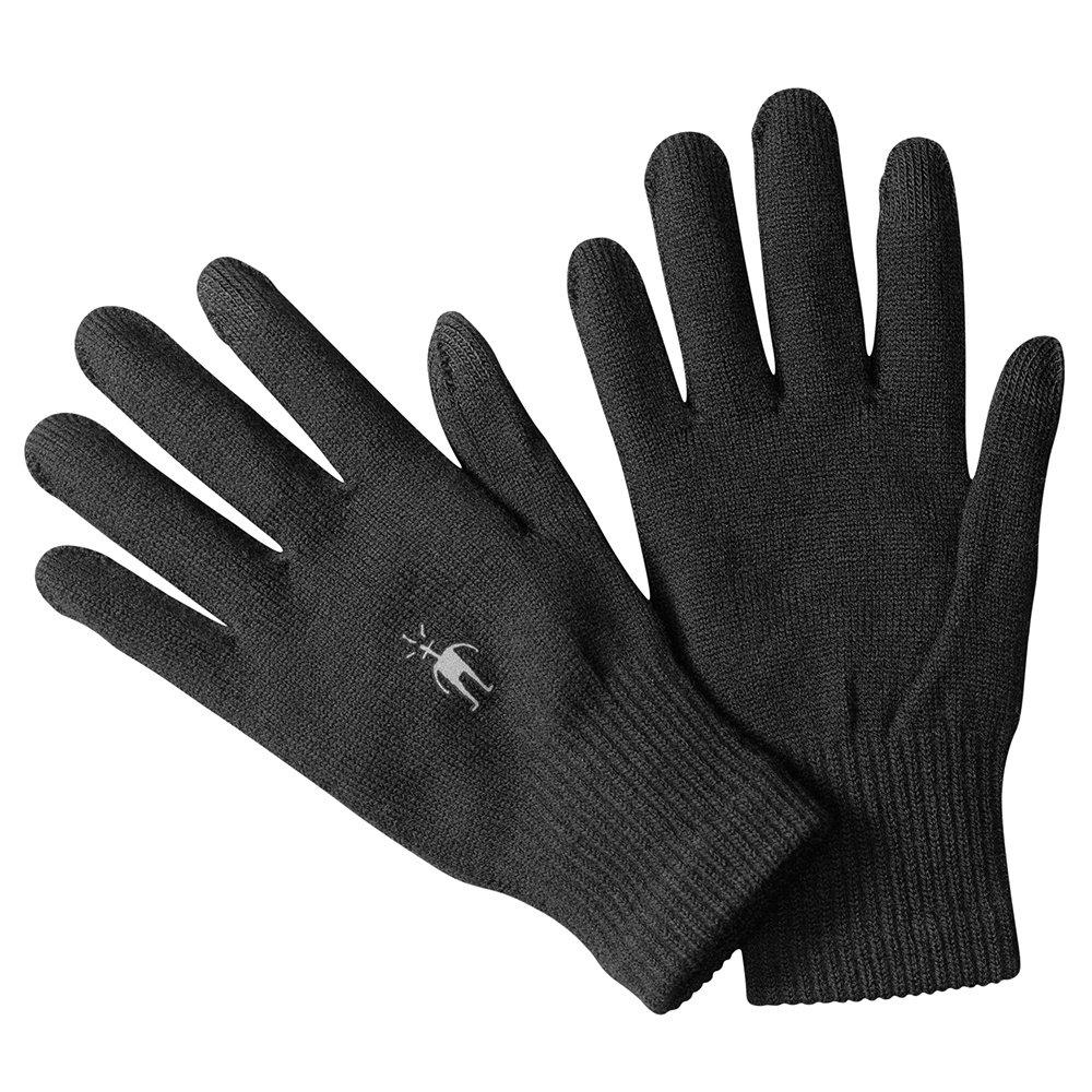 SmartWool Liner Glove (Adults') - Black