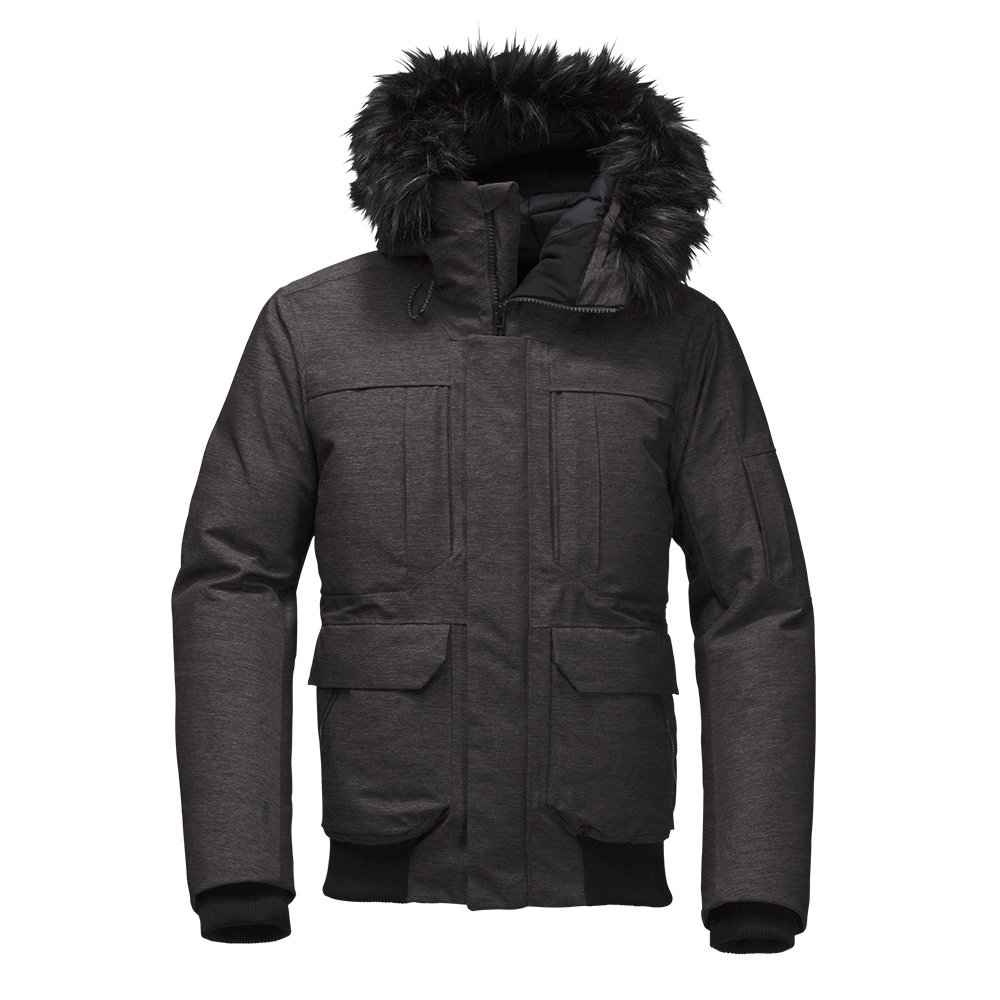 The North Face Cryos EXP GORE-TEX Bomber Jacket (Men's) - TNF Dark Grey