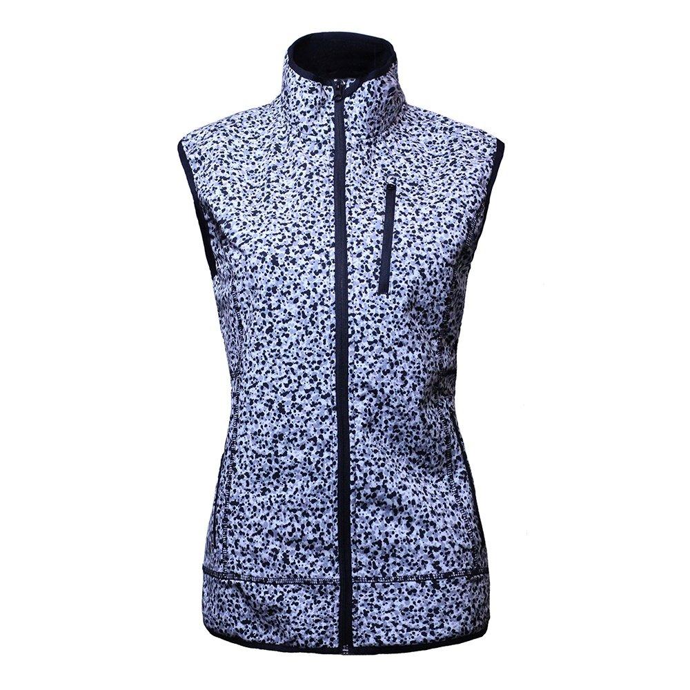 Boulder Gear Cascade Softshell Vest (Women's) - Dot Print