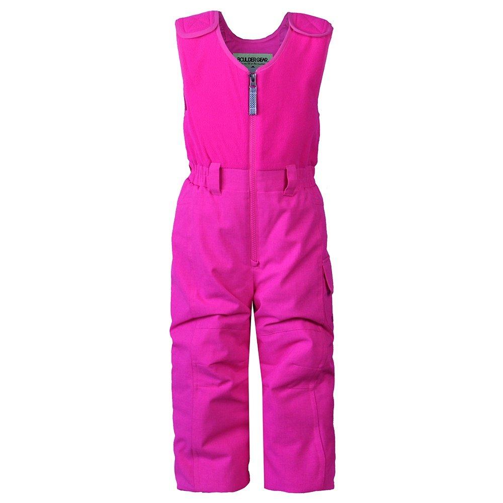 Boulder Gear Bailey Bib (Little Girls') - Pink Passion