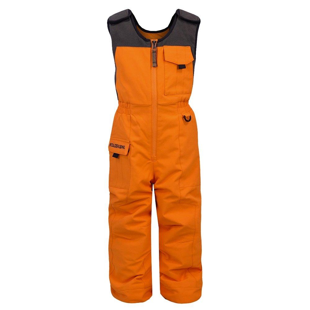 Boulder Gear Nestor Bib (Little Boys') - Orange Sun