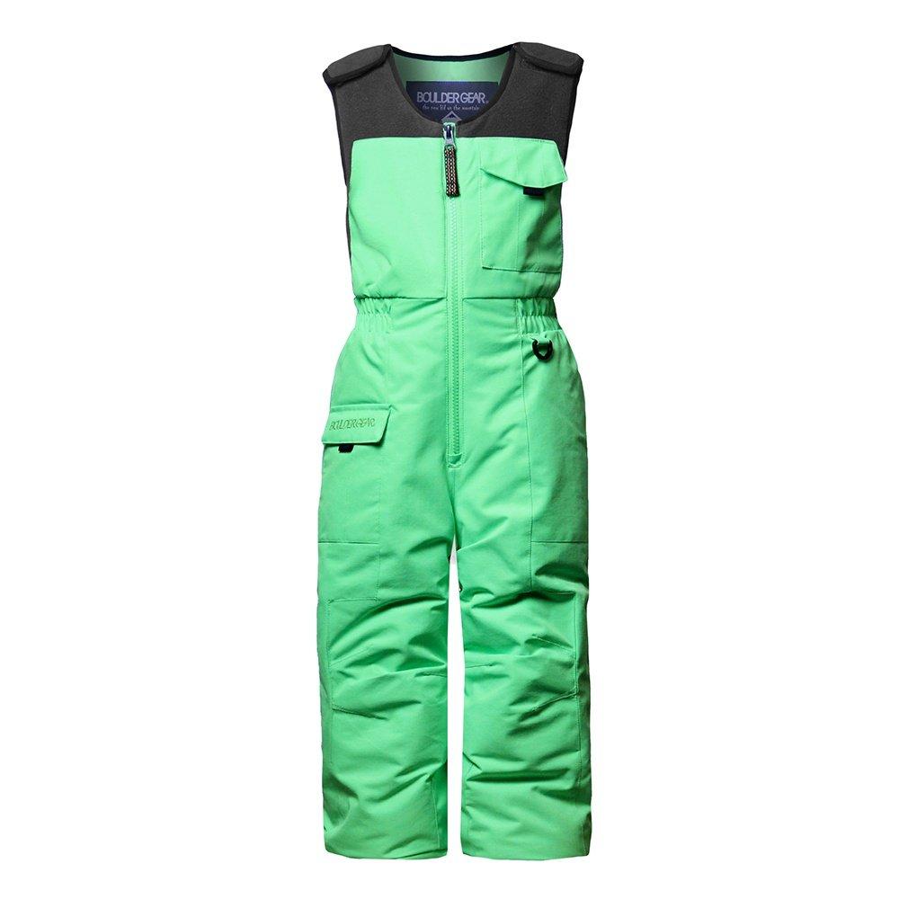 Boulder Gear Nestor Bib (Little Boys') - Green Gecko
