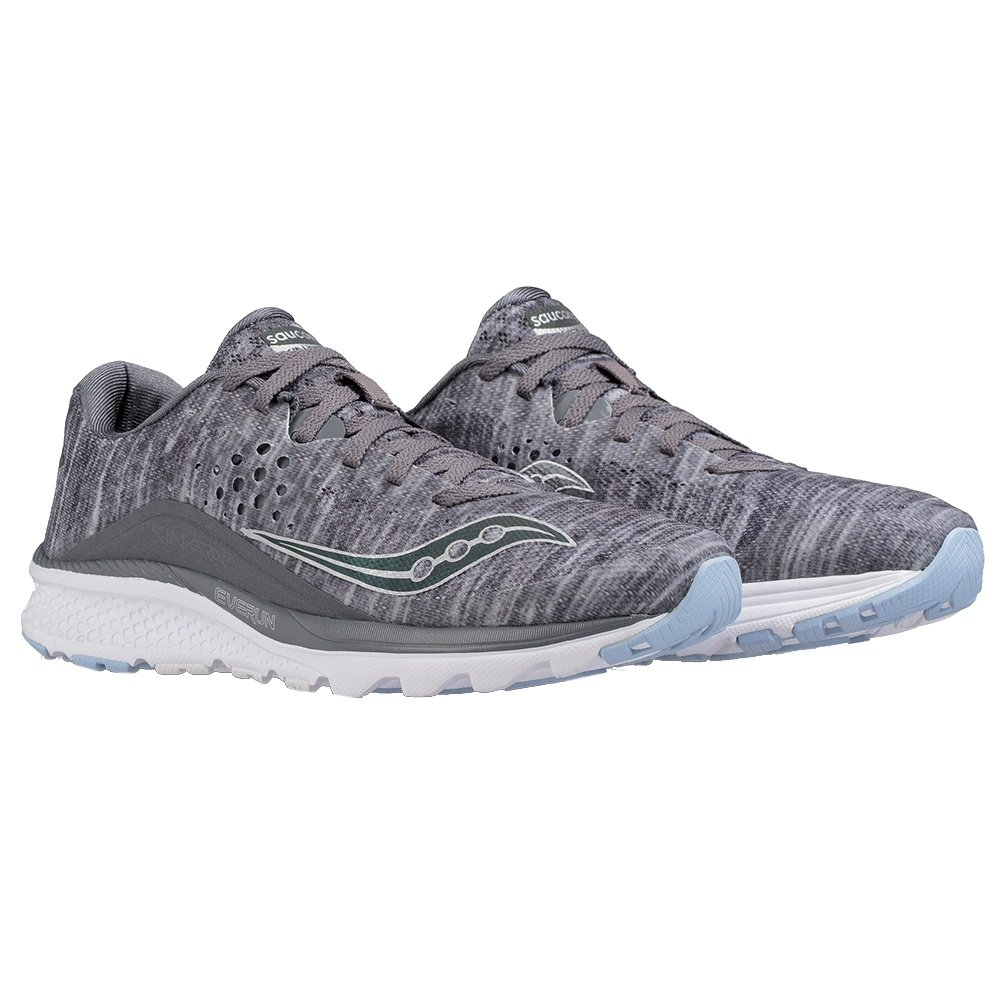 Saucony Kinvara 8 Running Shoe (Women's) - Grey