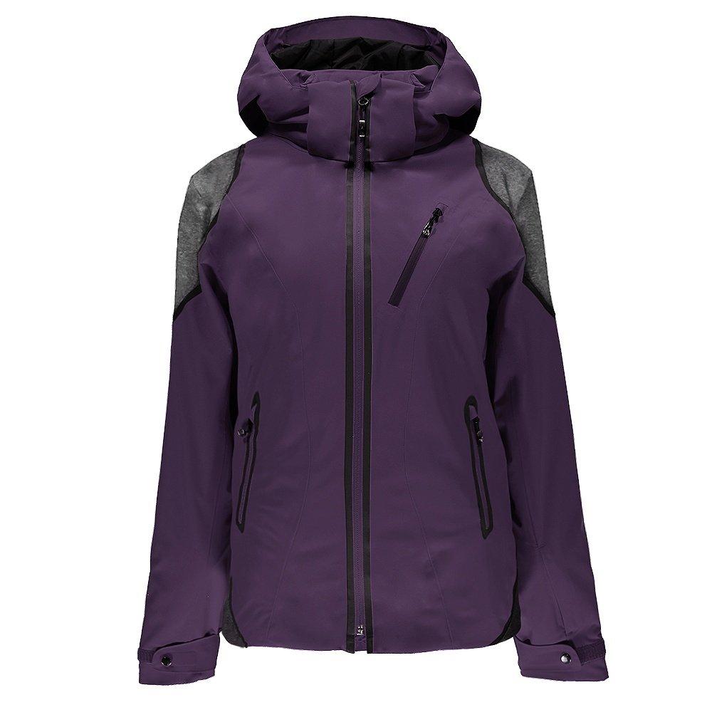 Spyder Twilight Ski Jacket (Women's) - Nightshade/Black