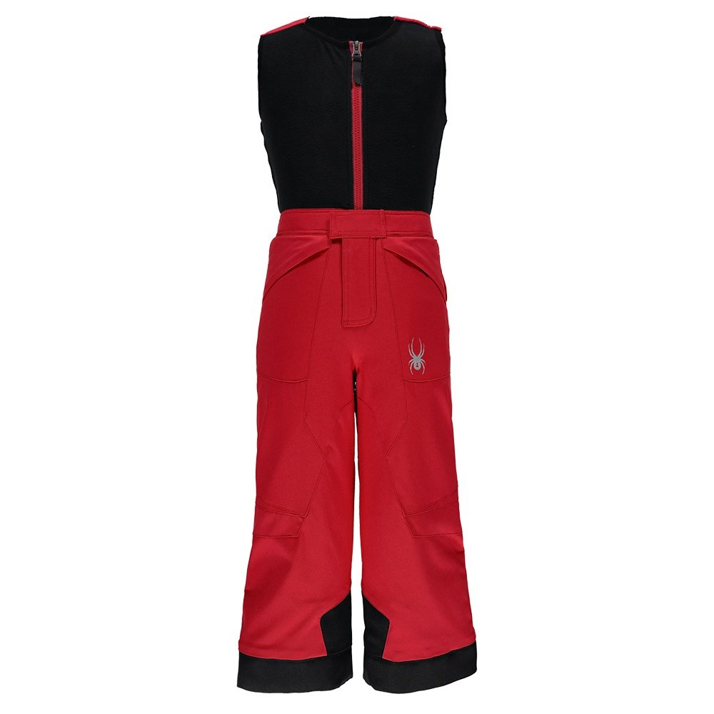Spyder Mini Expedition Pant (Little Boys') - Red/Black