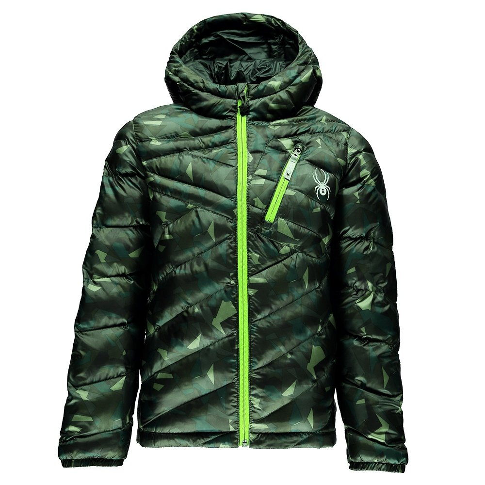 Spyder Dolomite Hoody Synthetic Down Jacket (Boys') -