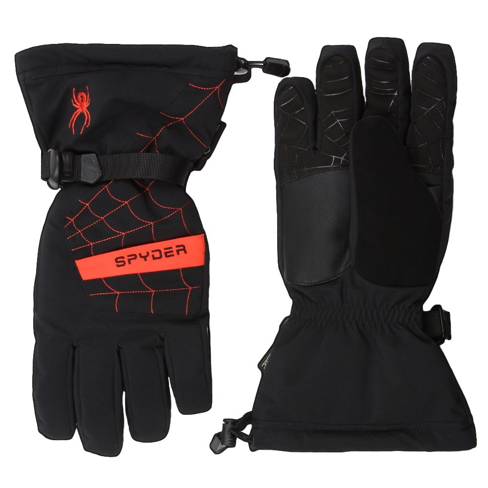 Spyder Overweb GORE-TEX Ski Gloves (Men's) -