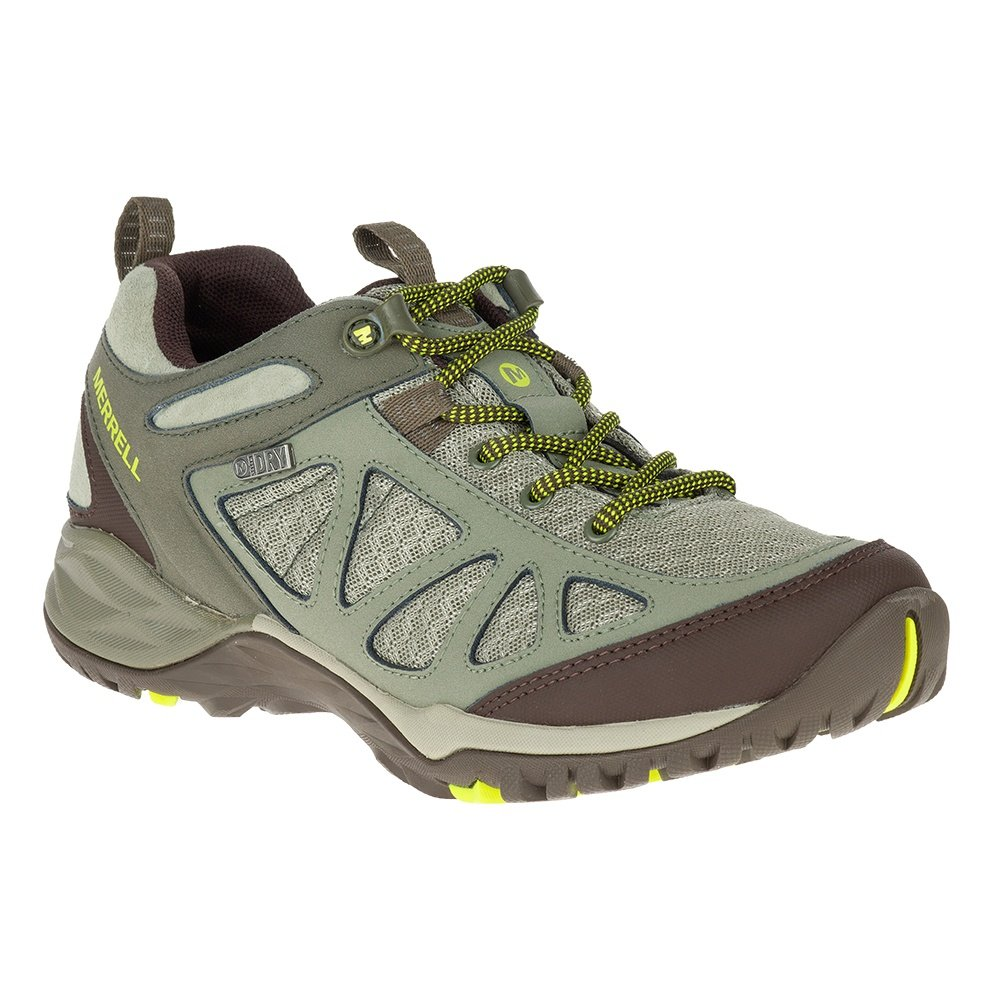 Merrell Siren Sport Q2 Waterproof Hiking Shoe (Women's) - Dusty Olive