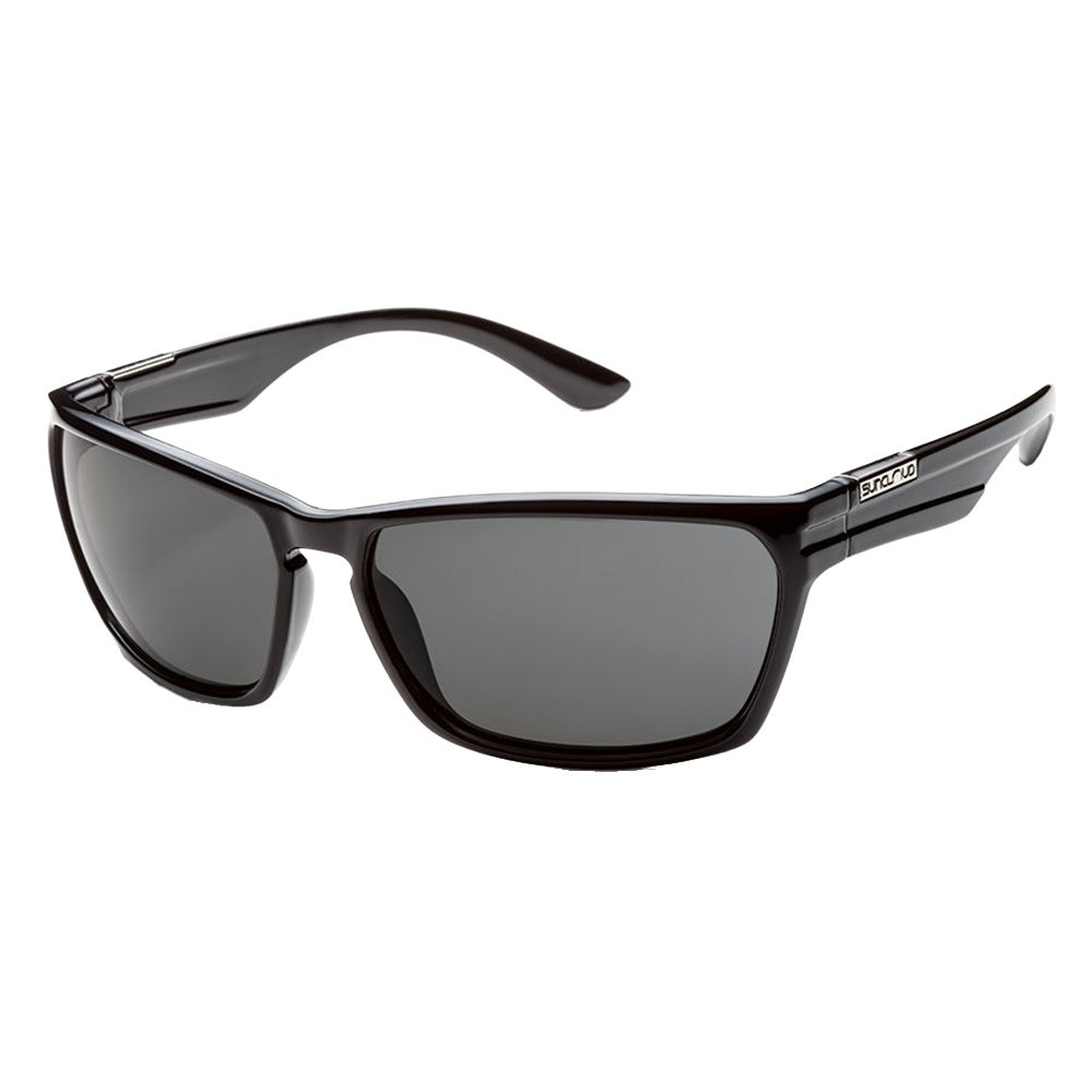 Suncloud Cutout Sunglasses - Black