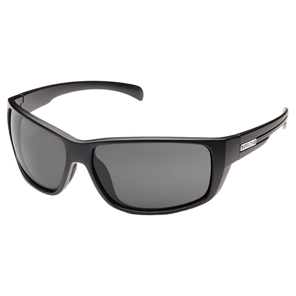 Suncloud Milestone Polarized Sunglasses - Matte Black