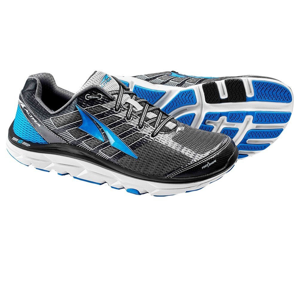 Altra Provision 3.0 Running Shoes (Men's) - Charcoal/Blue