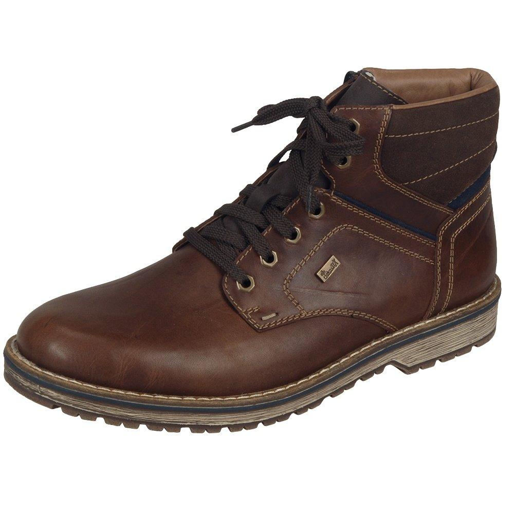 Rieker Robbie 23 Winter Boots (Men's) - Marron