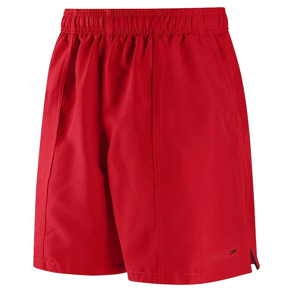 Speedo Rally Volley Boardshort (Men's) - Red