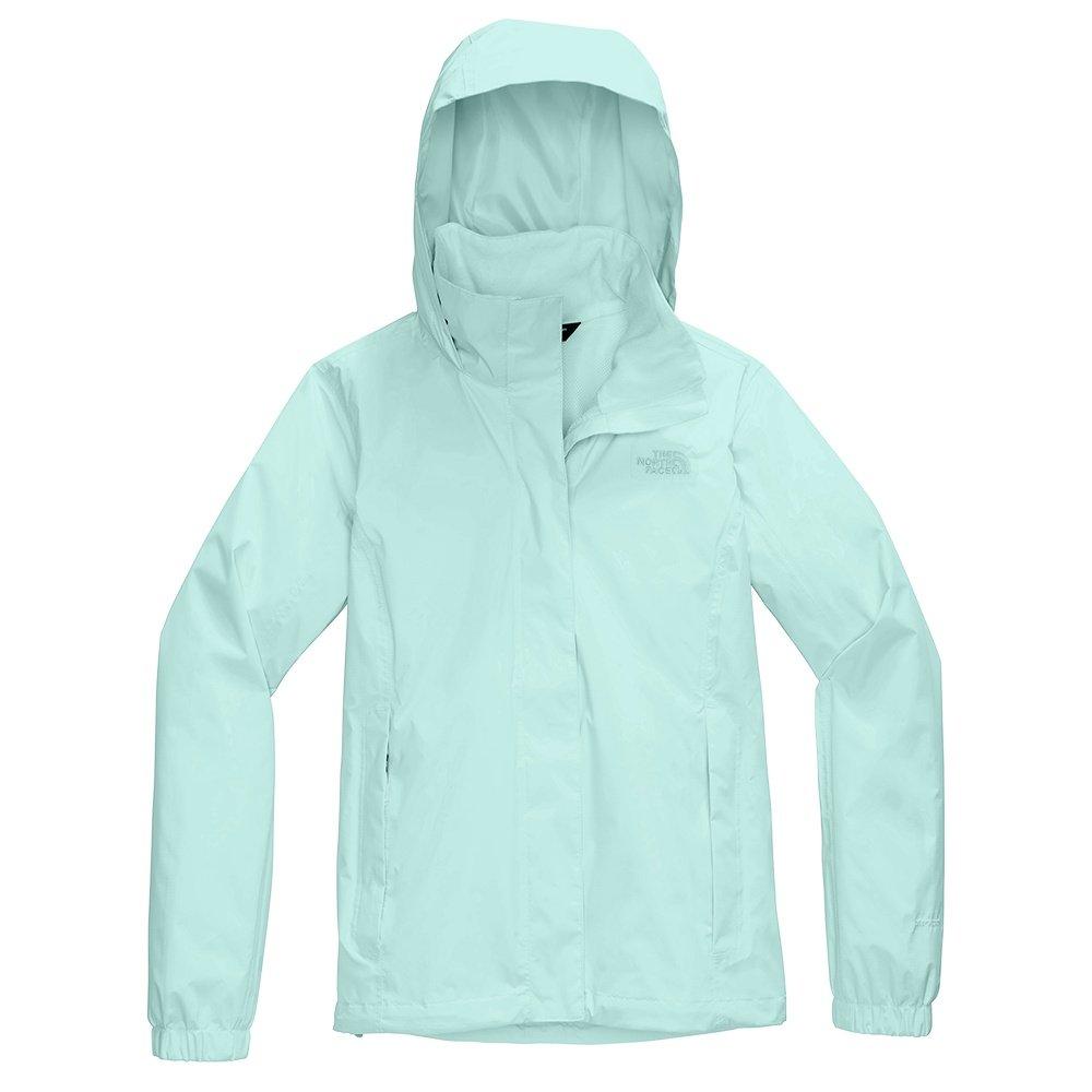 The North Face Resolve 2 Rain Jacket (Women's) - Moonlight Jade