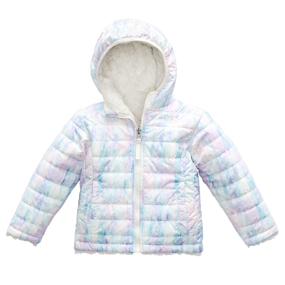8c59617d2ccc The North Face Reversible Mossbud Swirl Jacket (Little Girls ...