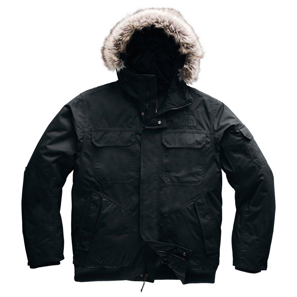 The North Face Gotham III Ski Jacket (Men's) - TNF Black/TNF Black