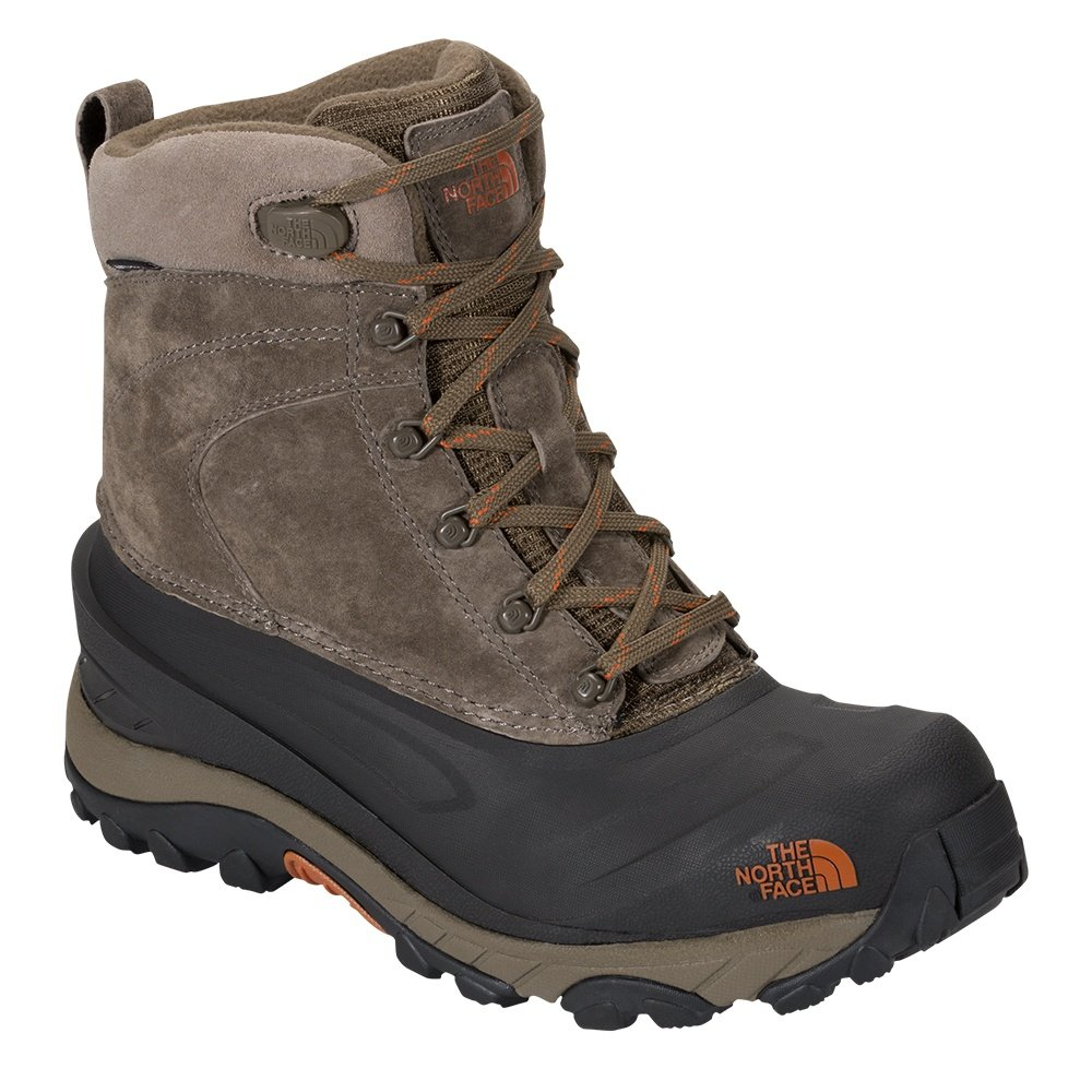 The North Face Chilkat III Winter Boots (Men's) - Mudpack Brown
