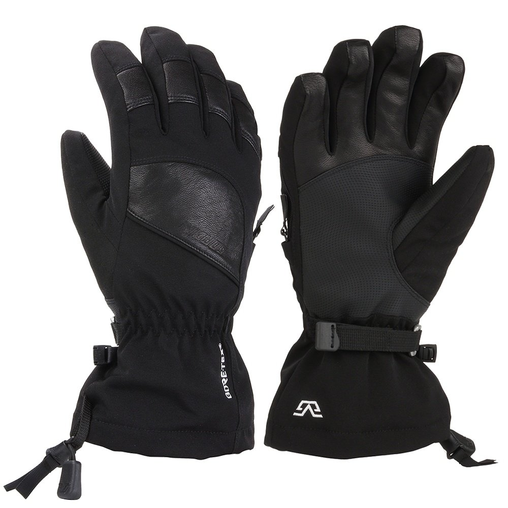 Gordini GORE-TEX Down III Glove (Women's) - Black