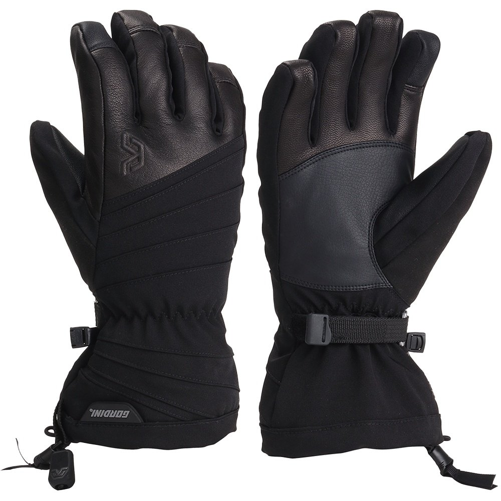 Gordini GORE-TEX Storm Trooper Ski Glove (Women's) - Black