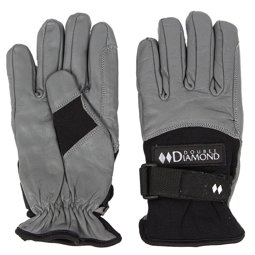 Double Diamond Spring Glove (Adults') - Gray/Black