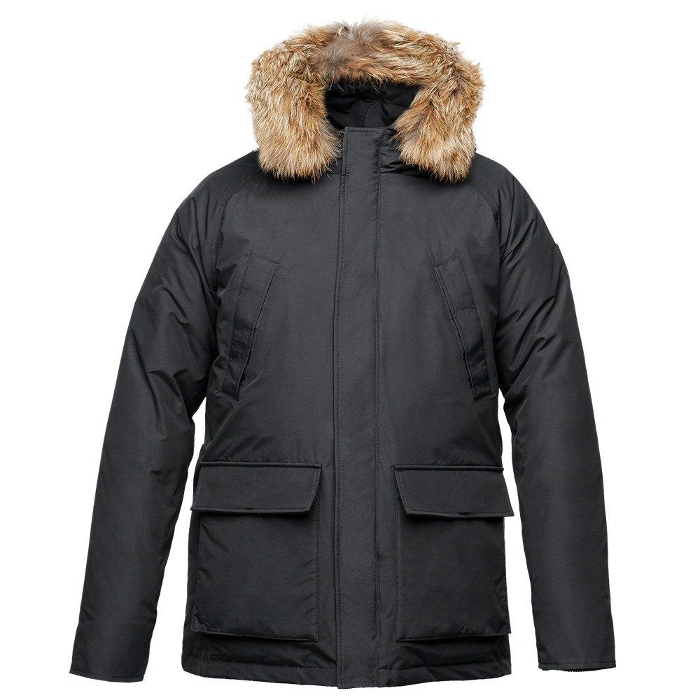 Nobis Heritage Parka Coat (Men's) - Black