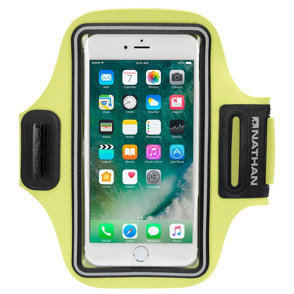 Nathan Stride Sport Phone Carrier Arm Band -