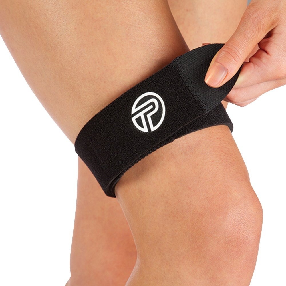 Pro-Tec Athletics IT Band Compression Wrap - Black