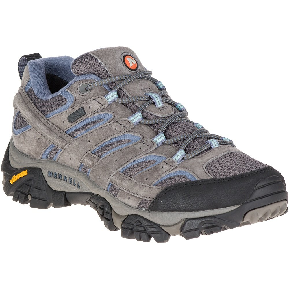Merrell MOAB 2 Waterproof Hiker (Women's) - Granite