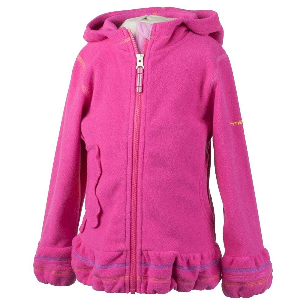 Obermeyer Poppy Fleece Jacket (Girls') - Wild Pink