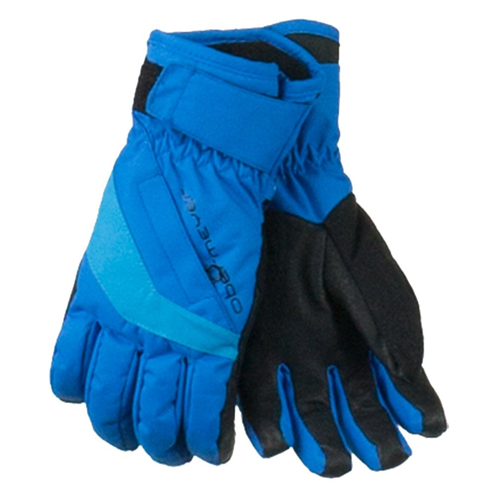 Obermeyer Alpine Ski Gloves (Kids') - Sonic Blue