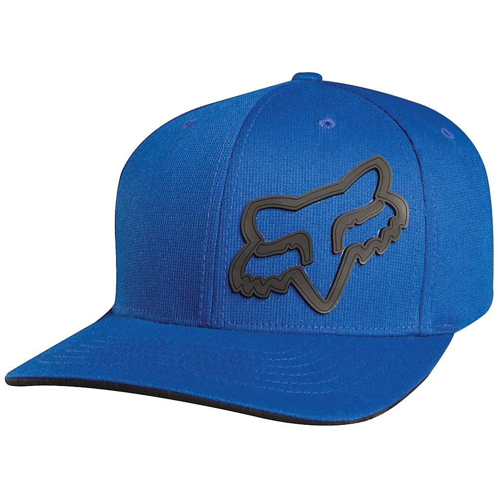 Fox Signature FlexFit Hat (Men's) - Blue
