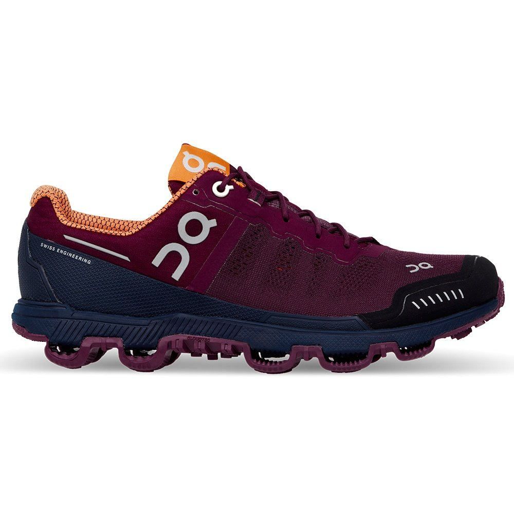 On Cloudventure Trail Running Shoes (Women's) - Mulberry