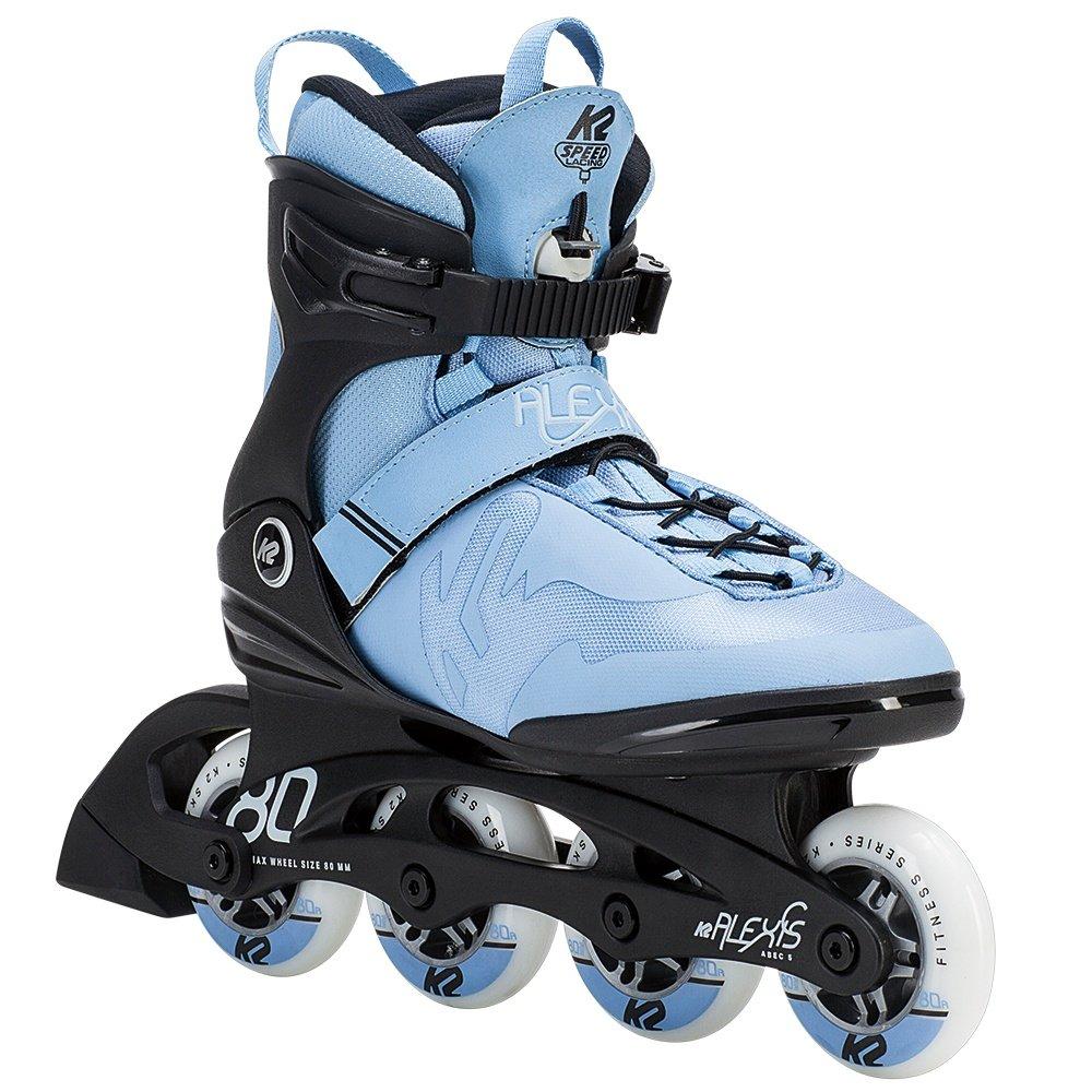 K2 Alexis 80 Pro Inline Skates (Women's) - Blue/Black