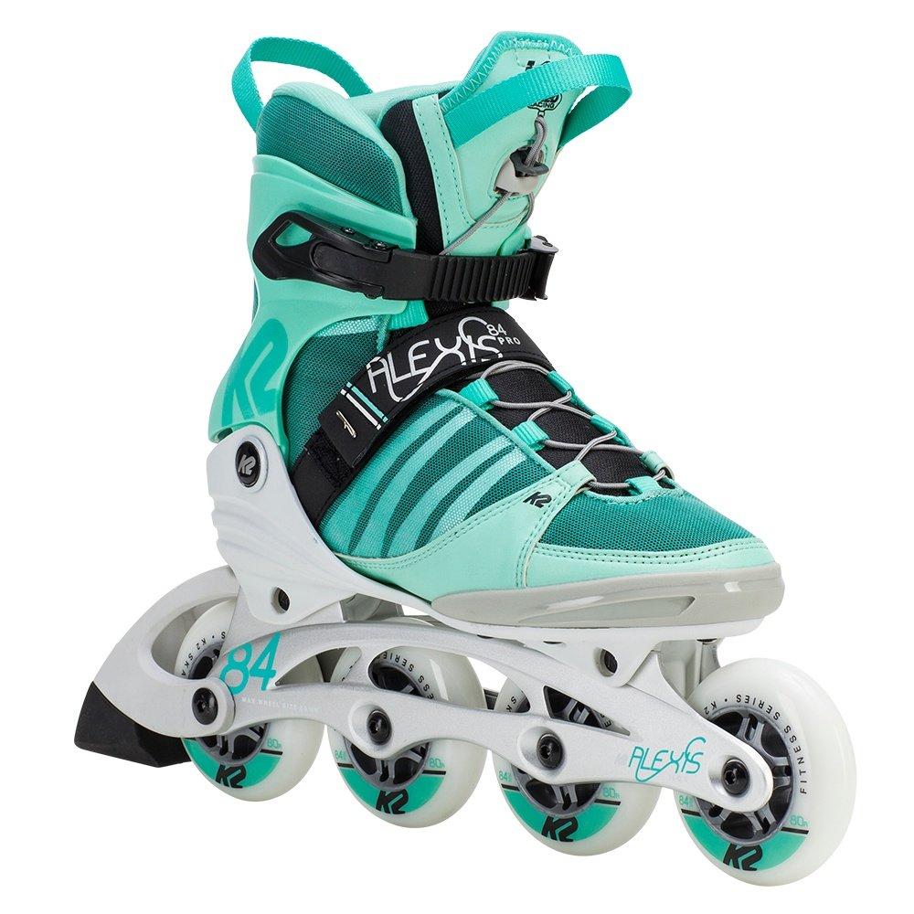 K2 Alexis 84 Pro Inline Skates (Women's) - Green/White