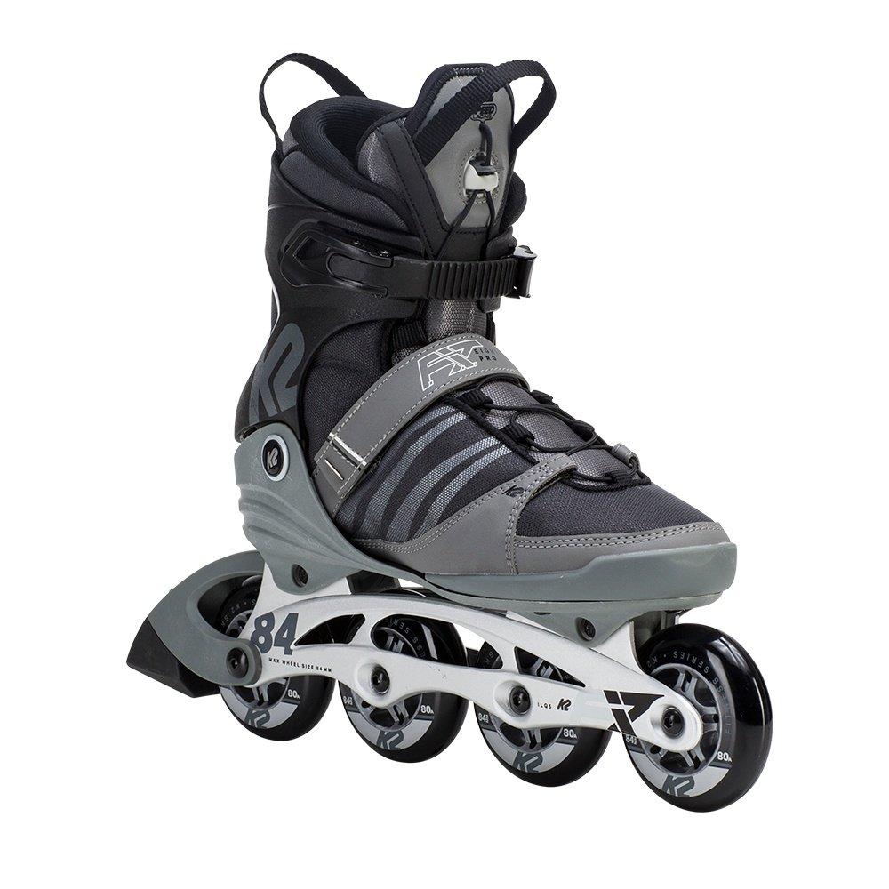 K2 F.I.T 84 Pro Inline Skates (Men's) - Gray/Black