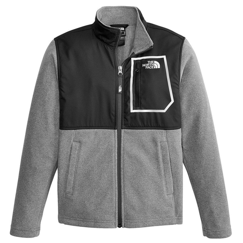 The North Face Glacier Track Fleece Jacket (Boys') -