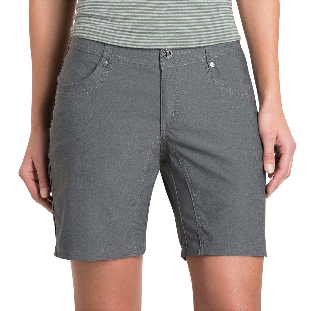 Kuhl Trekr Short (Women's) - Charcoal/Grey