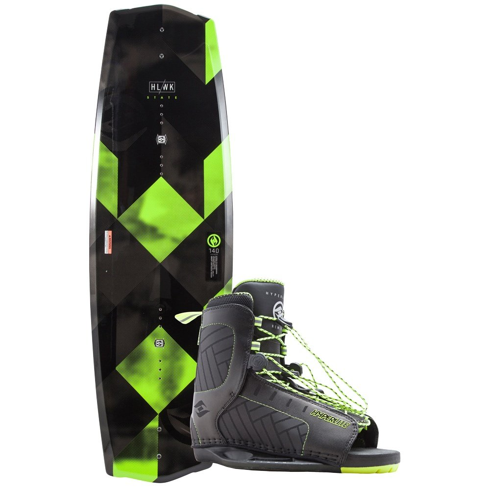 Hyperlite State 2.0 140 Wakeboard Package -