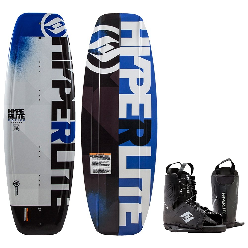 Hyperlite Motive 134 Wakeboard with Frequency Boot (Men's) -