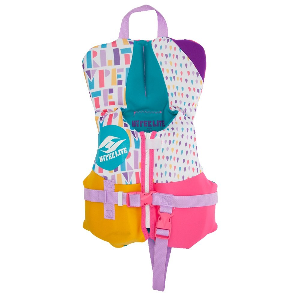 Hyperlite Indy Neoprene Life Vest (Toddler Girls') -